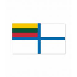 Karinių jūrų pajėgų vėliava