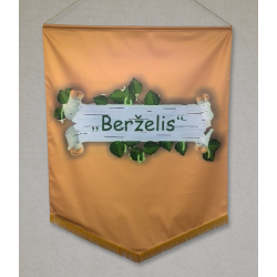 "Mokyklos ""Berželis"" vėliava"