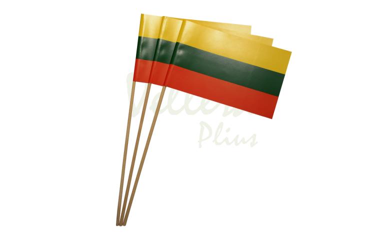 Lietuvos popierinės vėliavėlės