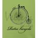 Retro dviratis