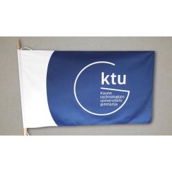 KTU gimnazijos vėliava