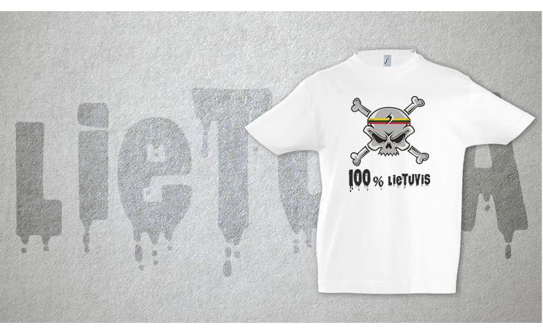 Kaukolė 100 % lietuvis