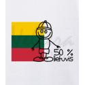 50 % lietuvis