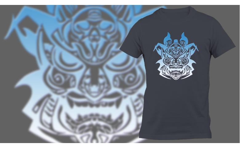 Mėlyna velnio galva